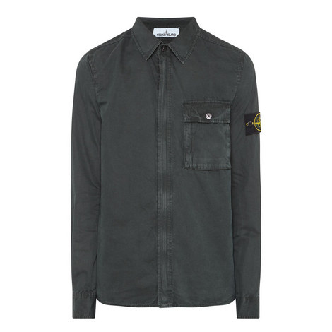 Softshell Zipped Jacket, ${color}