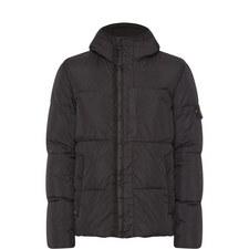Crinkle Reps Down Jacket