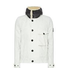 David-TC Shearling Collar Jacket