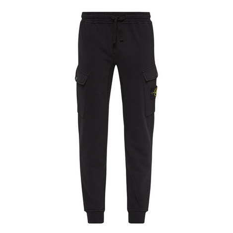 Cargo Double Pocket Sweatpants, ${color}