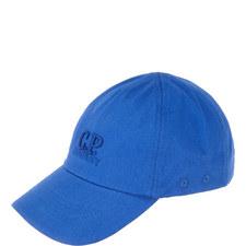 Logo Detail Baseball Cap