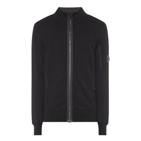 Zip-Through Sweatshirt, ${color}