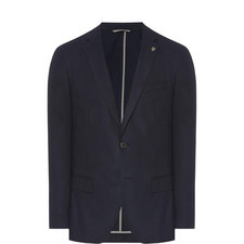 Soft Wool Blazer