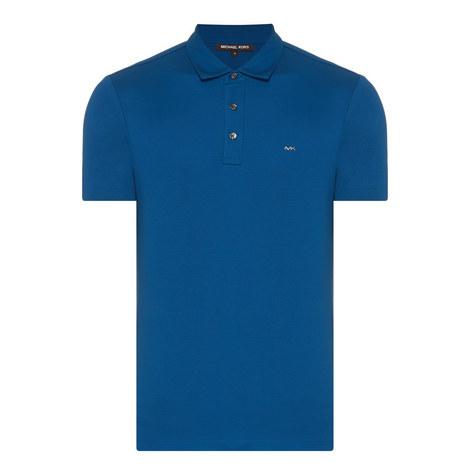 Chest Logo Polo Shirt, ${color}