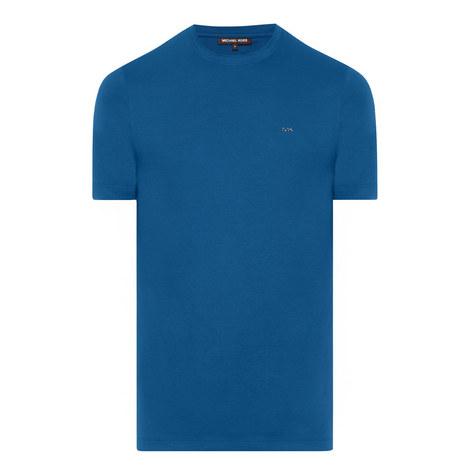 Crew Neck Logo T-Shirt, ${color}
