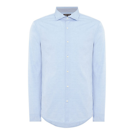 Oxford Cotton Shirt, ${color}