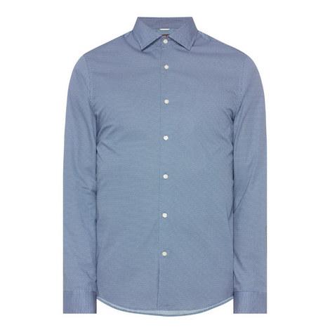 Geometric Print Shirt, ${color}