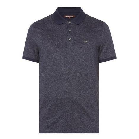 Feint Stripe Polo Shirt, ${color}