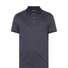 Feint Stripe Polo Shirt