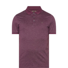 Feint Stripe Polo Shirt