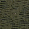 Camouflage Print Polo Shirt, ${color}