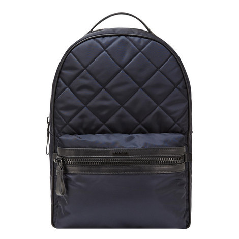 George Quilted Backpack, ${color}