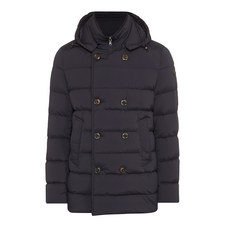 Loirac Quilted Hooded Jacket