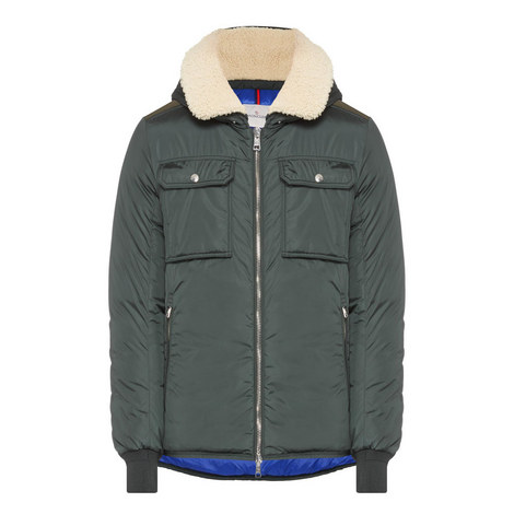 Darwin Shearling Quilted Jacket, ${color}