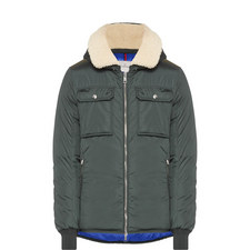 Darwin Shearling Quilted Jacket