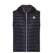Cyriaque Hooded Gilet