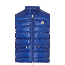 Gui Quilted Gillet