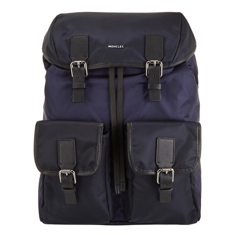 Rufus Buckle Backpack, ${color}