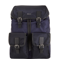 Rufus Buckle Backpack