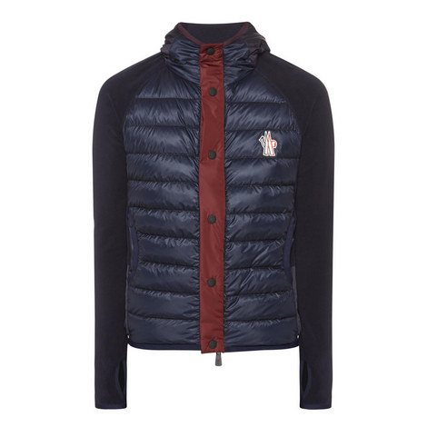 Hooded Quilted Fleece, ${color}
