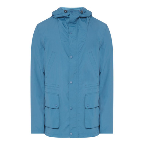 Cogra Hooded Coat, ${color}