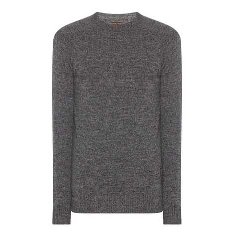 Staple Crew Neck Sweater, ${color}