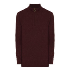 Holden Half-Zip Wool Sweater
