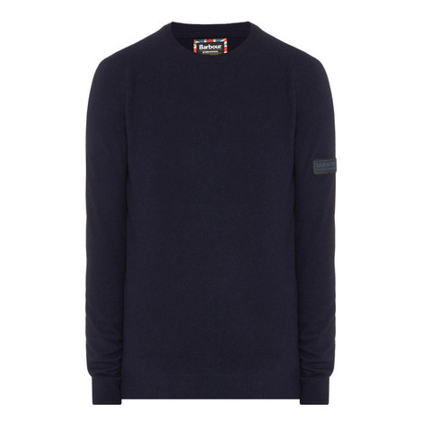 Conquest Crew Neck Wool Sweater, ${color}