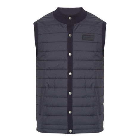 Baffle Quilted Gilet, ${color}