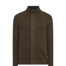 Holm Wool Buttoned Cardigan