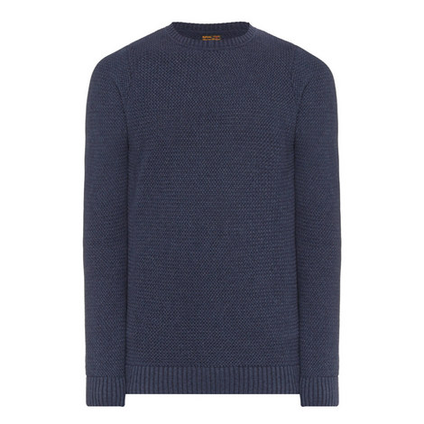 Bearsden Textured Sweater, ${color}