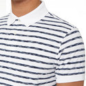 Galley Striped Polo Shirt, ${color}