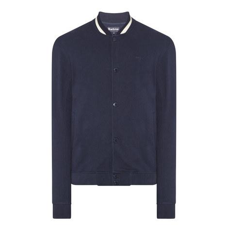 Stern Button Baseball Sweatshirt, ${color}
