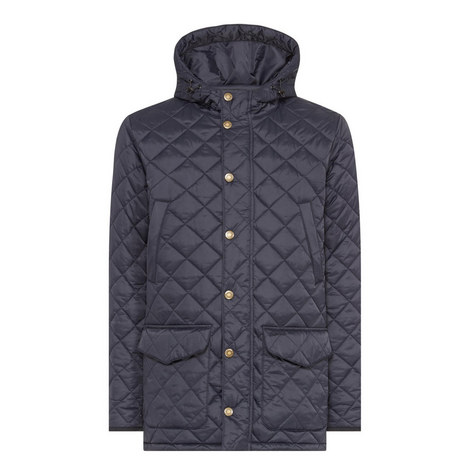 Crowl Quilted Hooded Coat, ${color}