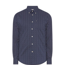 Curtis Paisley Patterned Shirt