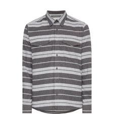 Torne Stripe Flannel Shirt