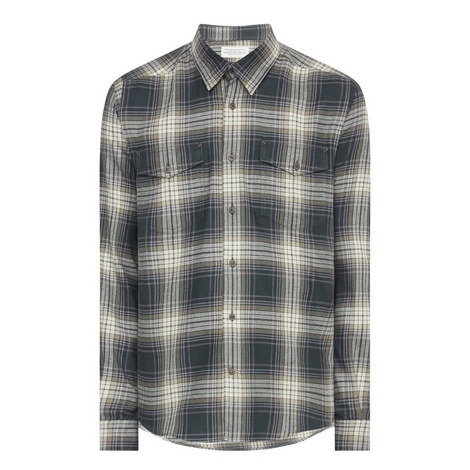 Anderby Check Flannel Shirt, ${color}