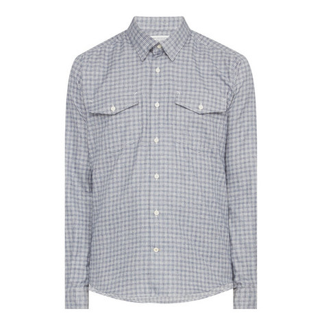 Shincliffe Check Flannel Shirt, ${color}
