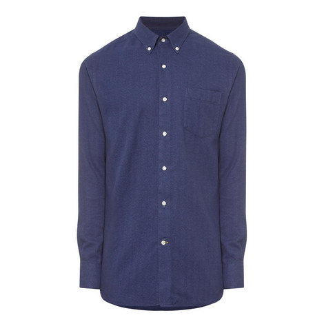 Craghill Plain Shirt, ${color}