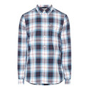 Check Cabin Shirt, ${color}