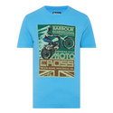 Motorcycle Print T-Shirt, ${color}