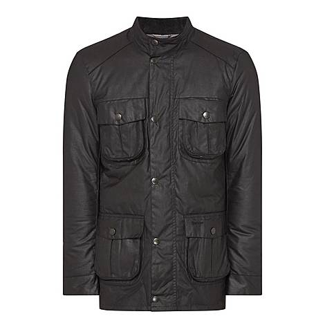 Corbridge Four-Pocket Wax Jacket , ${color}