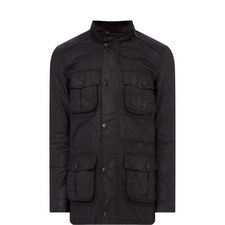 Corbridge Four-Pocket Wax Jacket