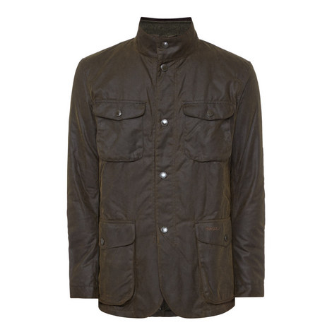 Ogston Waxed Field Jacket, ${color}