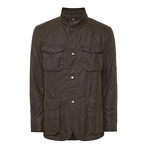 Ogston Waxed Field Jacket, ${color}