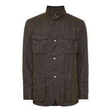 Ogston Waxed Field Jacket