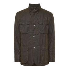 Ogston Waxed Field Jacket