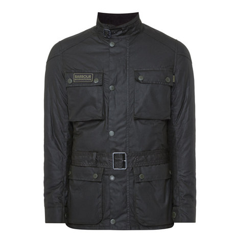 Blackwell Waxed Zip-Through Jacket, ${color}