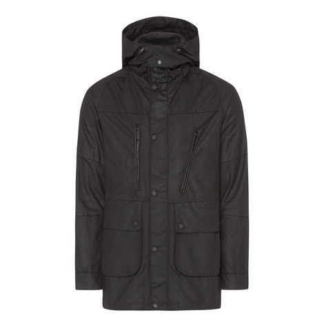 One Bell Waxed Jacket, ${color}
