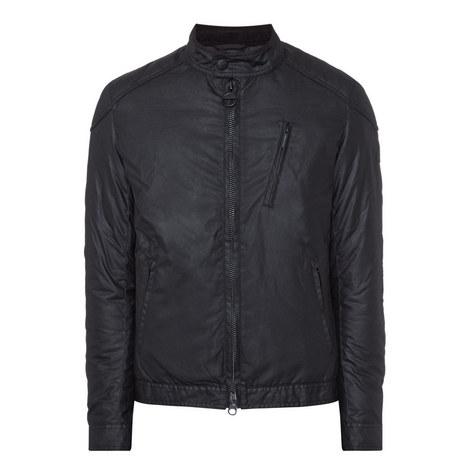 Sprocket Wax Bomber Jacket, ${color}